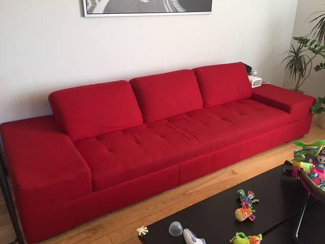 Sofa prieš Pervilkimą